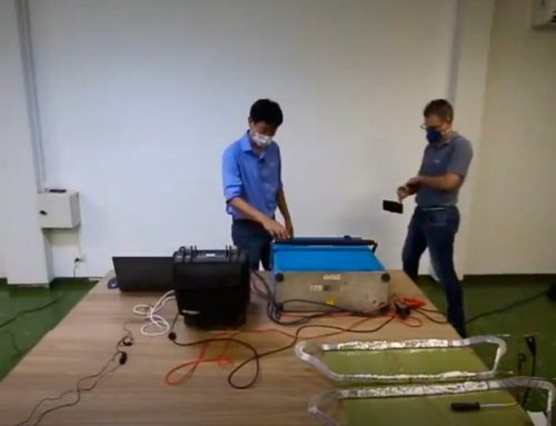 Webinar de ensaios elétricos GAP-N: ENSAIO DE SURGE TEST